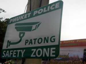 Patong Safety Zone scheme to protect tourists