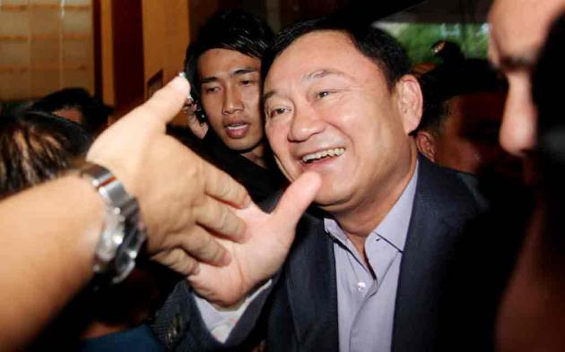 Thaksin's Plan to Return to Thailand Suffers Setback