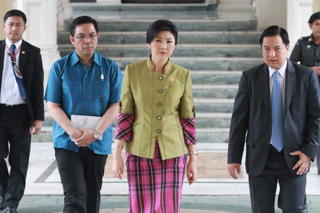 Yingluck Shinawatra has somehow managed to tamp down the virtual civil war that led to the ouster of her prime minister brother in 2006