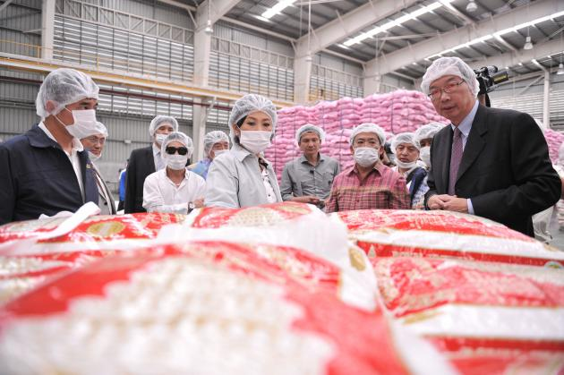 Bt20 Million in Death Benefits for those Dying from Chemicals in Packaged Rice