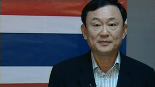 Former PM Thaksin Stresses Desire to Come Home