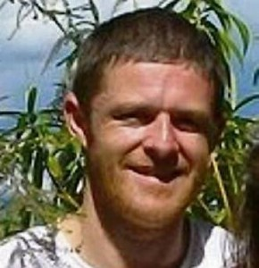 Robbie Robinson, 32, is still in a coma in a hospital