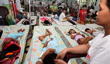 Chiang Rai documented the highest number of cases at 2,004