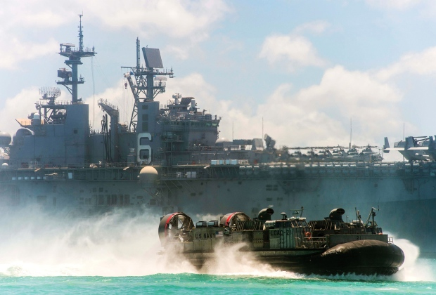 Tensions in South China Sea Remain for US Navy