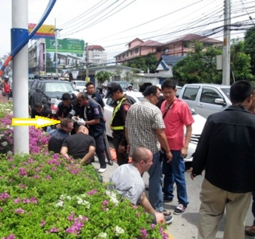 Kidnapping Goes Bad in Pattaya, Russians Arrested