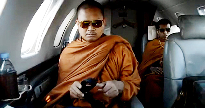 34 Year Old Jet Setting Thai Monks Assets Could be Worth More than A Billion Baht