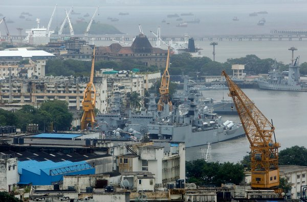 Tragic Hunt for 18 Indian Sailors Trapped on Navy Submarine After Explosion