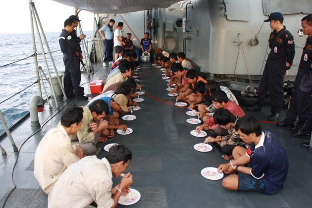 Myanmar to Charge Human Trafficker Arrested in Surat Thani