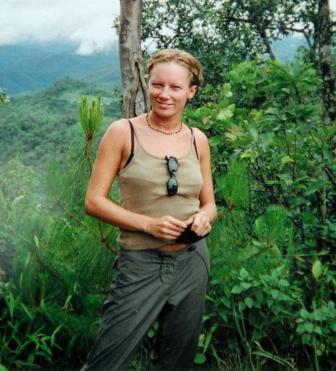 Kirsty Jones, 23, from Tredomen, near Brecon, was raped and strangled at a guesthouse in Chiang Mai in 2000.