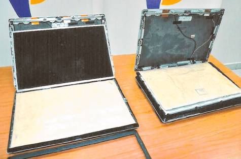 Nigerian Woman Caught With Meth in Laptop at Phnom Penh International Airport