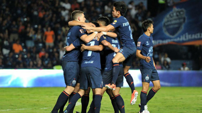 Chiangrai United Delivered a Disappointing Loss by Buriram United 2-0
