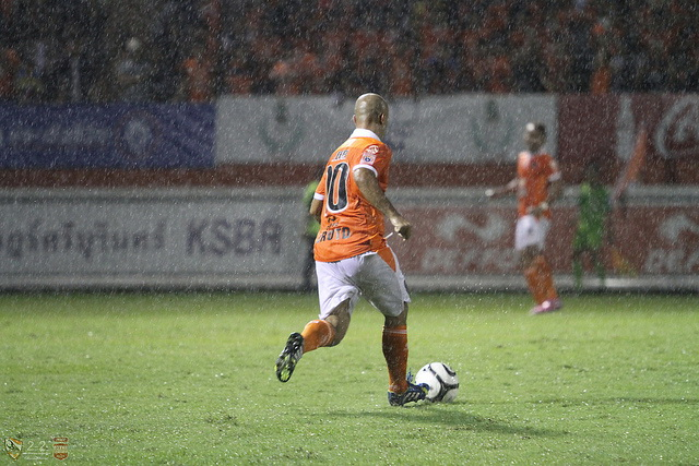 Chiang Rai United Settled for a Point after Tying 2-2 with Insee Police United