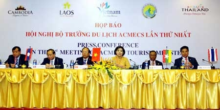 Lower Mekong Basin Countries Targeting Growth in Tourism