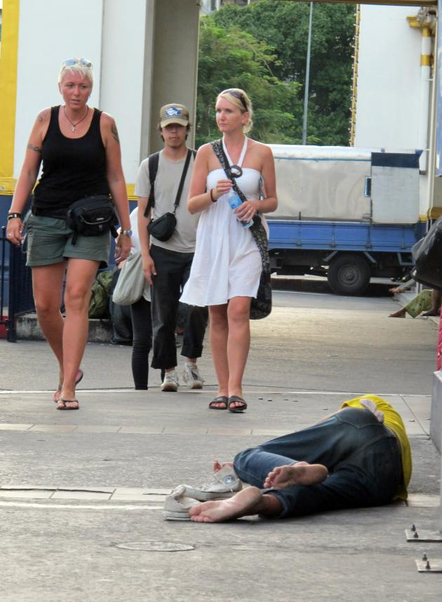 The Plight of Thailand's Homeless Foreigners By Casey Hynes