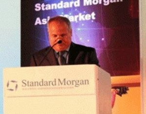 Ronald Hodges Head of Emerging Markets Debt Trading at Standard Morgan