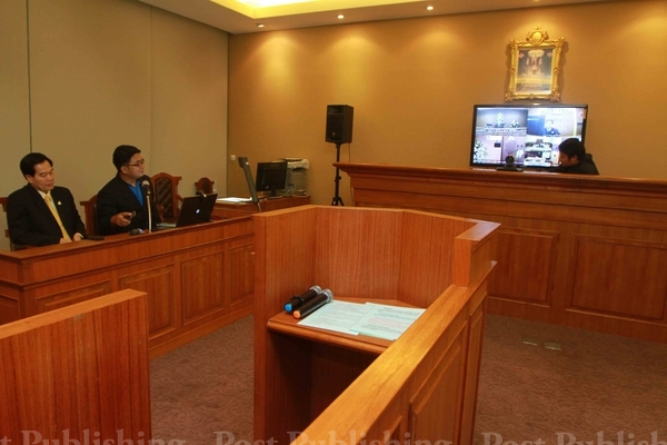The special courtroom at Suvarnabhumi airport will hear complaints from tourists- (Photo by Somchai Poomlard)