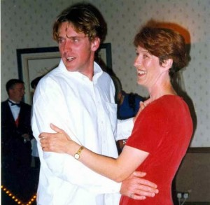 Richard and his Mother Yvonne