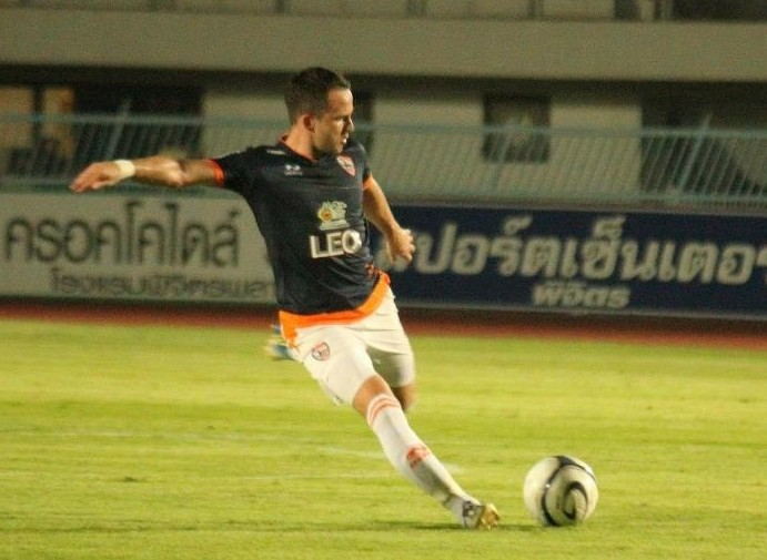 Interview with Kyle Nix from Chiang Rai United