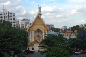 Chin Peng is expected to be cremated at the Tat Thong temple