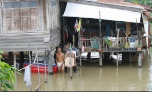 16 districts in central Thailand's flood-hit Ayutthaya province have been declared immediate emergency assistance zones