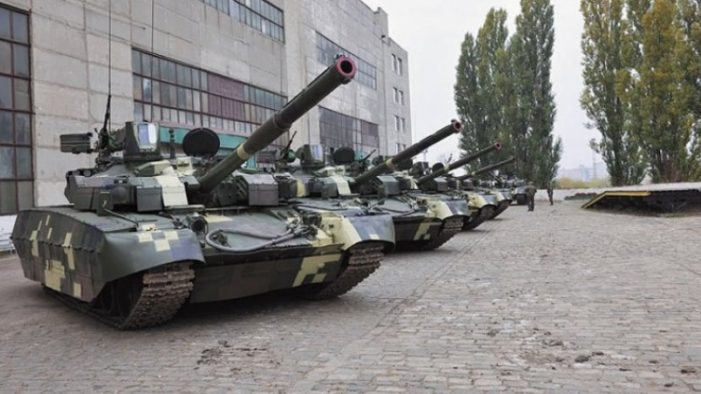 Ukraine Delivers First Batch of Oplot MBTs for Thailand