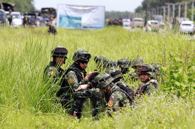 Deadly Clashes in Southern Province of Narathiwat