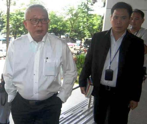 Sondhi Limthongkul, former leader of defunct People's Alliance for Democracy has been sentenced to serve two years in jail for offending the monarchy in 2008.