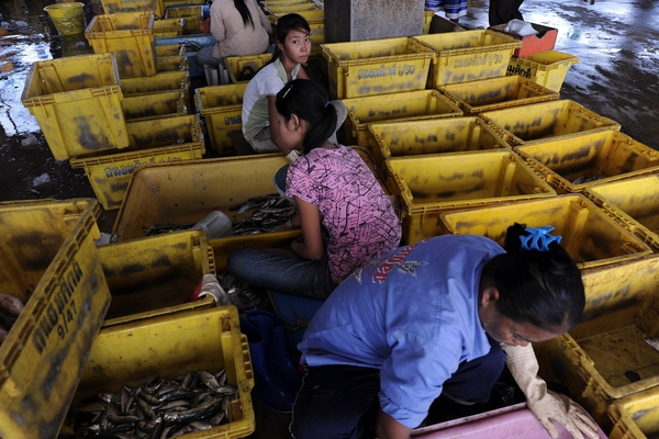 500,000 People in Modern Day Slavery in Thailand