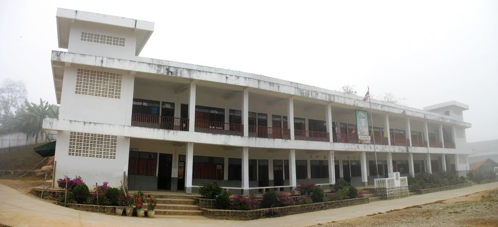 Located in Chiang Rai, the northernmost province of Thailand, the somewhat remote Da Tong High School has fostered generations of bilingual Thai-Chinese talent.