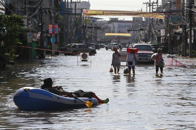 Thailand Floods Have Killed 23 People to Date, Country Bracing for More Tropical Storms