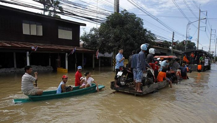 Disaster Prevention and Mitigation Department Reports Flood Death Toll Rises to Thirty