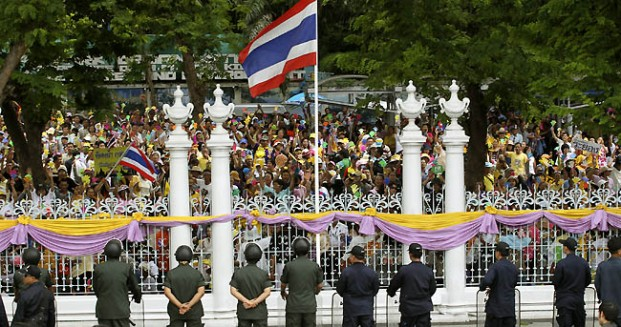 Thailands Government Braces for Protests Over Amnesty Bill