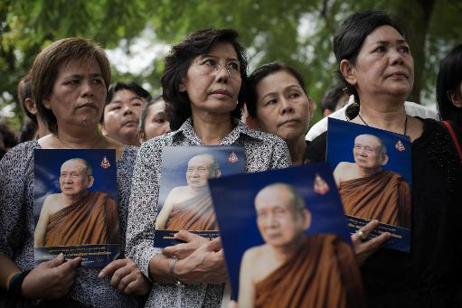 Supreme Patriarch, Thailand's Top Buddhist Leader, Passes at 100