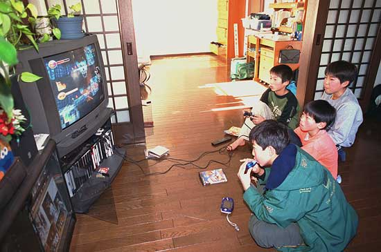 Thai Children at High Risks For Gaming Addiction