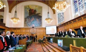 International Court of Justice (ICJ) would issue its verdict on the border row between Cambodia and Thailand