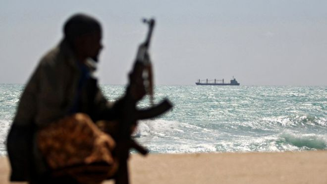 Four Thai Pirates Arrested for Killing of 7 Seamen and Sinking Ship
