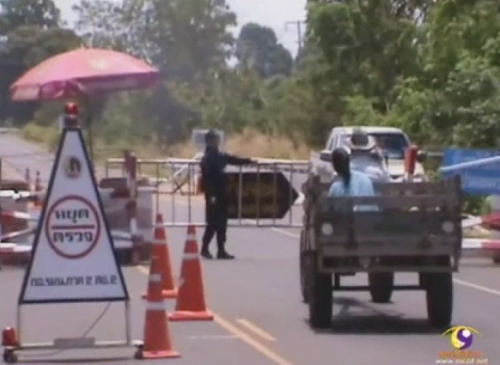 Chiang Rai Police Seize 6 Million USD of Yaba after US by Joint Interagency Task Force West Training