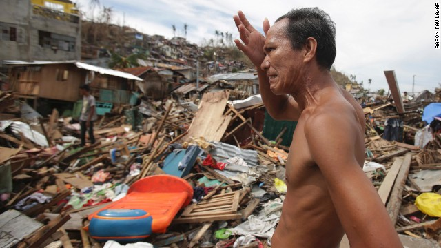 Getting Aid to Victims Of Typhoon Haiyan – VIDEOS