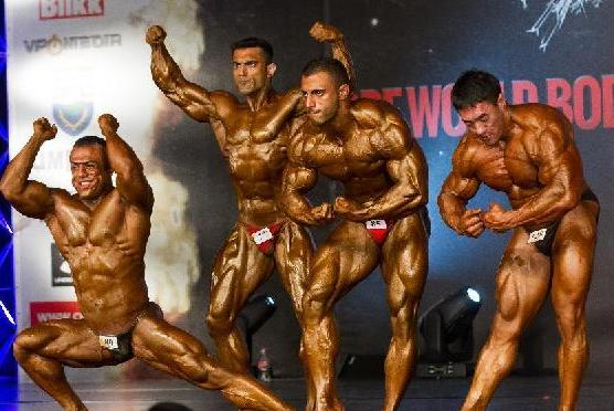 Thailand Wins Gold in Men's 85kg at World Bodybuilding Championships in Hungary
