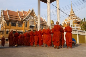 Thai Sangha, the religious authority in Thailand, does not recognize ordinations of women.