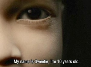 Terre des Homme created a lifelike girl which they called 'Sweetie' as a virtual trap