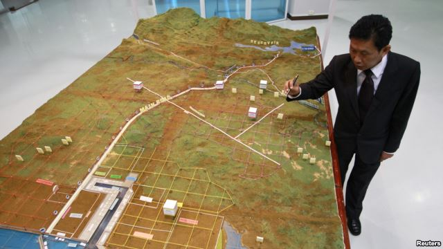 Burma Turns to Japan, Thailand to Start Stalled Dawei Project