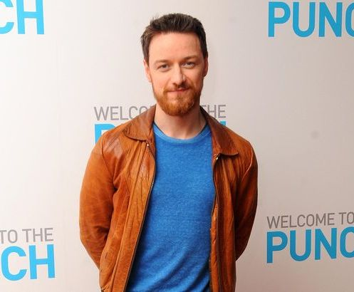 Scots actor James McAvoy to raise funds for Thai crash victim by giving fans the chance to star in his latest movie