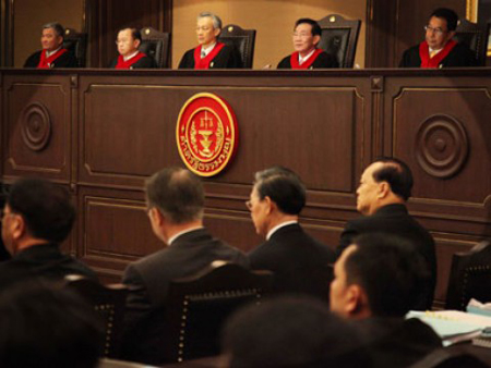 Thailand's Constitutional Court Say's No to Amendments