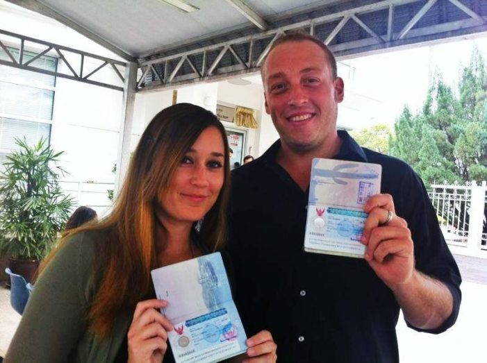 Couple Moves To Thailand To Avoid The Financial Stress of Living In The US