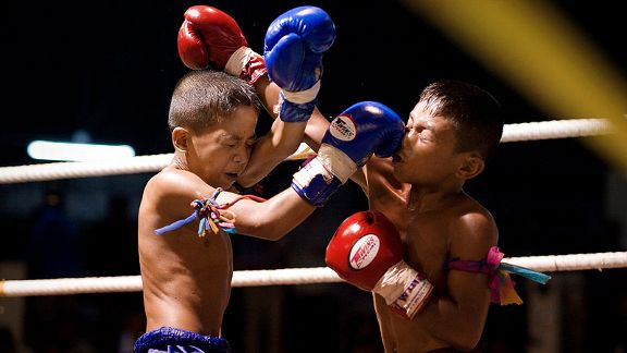 Young  Muay Thai Fighters Exposed to Exploitation