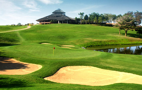 Nomura Cup First Round Finished at Santiburi Country Club