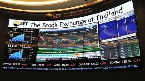 Markets take note of the escalating protests as the Bank of Thailand makes a surprise rate cut.
