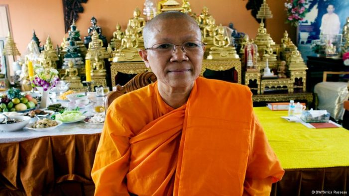Nuns (Bhikkhunis) Fight for Equality in Thailand