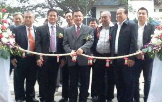 Deputy Minister of Interior Visarn Techateerawat on Thursday presided over the opening ceremony in  Chiang Rai province